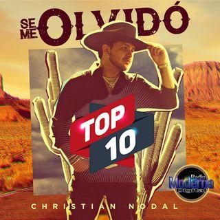 Top 10 en #MundoDeNoche en la voz de Sergio Valdez