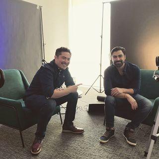 ep. 4 Viviendo la actuación fuera del set   Conversaciones con Alex Peña y José Luis Fajardo