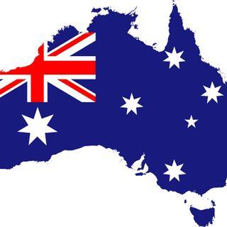 "Bob goes ""Down Under"" to Australia"
