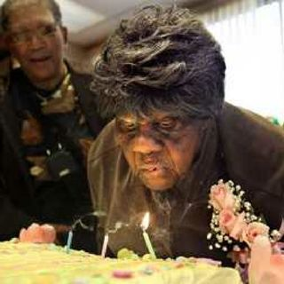 Rebecca Lanier May Be The Oldest Woman In The World