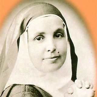 Santa Ángela de la Cruz, religiosa fundadora
