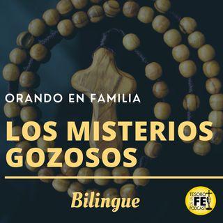 Orando en familia Misterios Gozosos