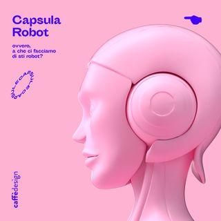 CAPSULE • Robot