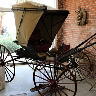 Beauregard Museum in DeRitter, Louisiana - Elona Weston and Marci Cook on Big Blend Radio