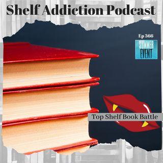 July Top Shelf Book Battle: Vampires