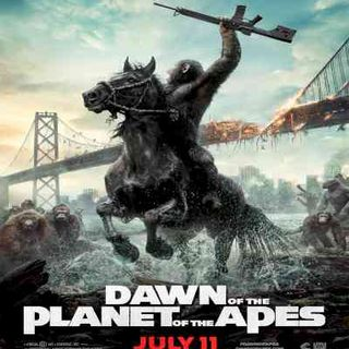 Damn You Hollywood: Dawn of the Planet of the Apes