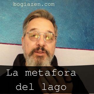 La metafora del lago #metaforadellago #calmalamente #mente s2e11.3
