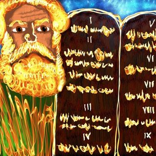 The Ten Commandments (Audio)