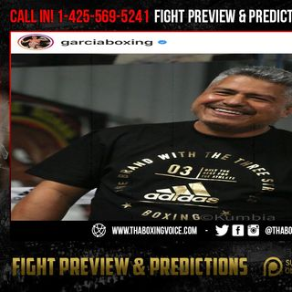 ☎️Robert Garcia Live On Mikey Garcia 💰7 Million Dollar Jessie Vargas Fight🤑 Spence Jr., Rematch❓