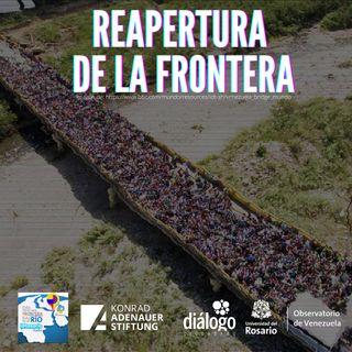 Reapertura de la frontera