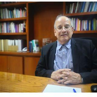 Víctor Hugo Páramo, nuevo titular de la Comisión Ambiental de la Megalópolis