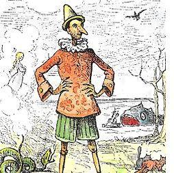33 - Le avventure di Pinocchio