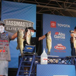 Buddy Gross Takes the Bassmaster Elite Win on Lake Eufaula