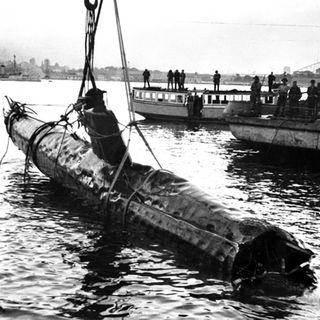 EstíoCast 60 - Misiones japonesas de ataque especial con minisubmarinos en la II Guerra Mundial