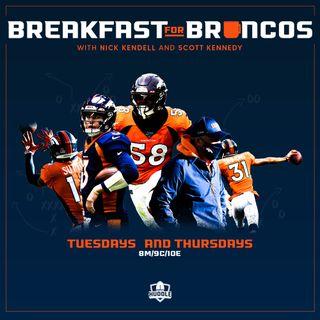 Broncos For Breakfast
