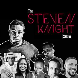 The Steven Knight Show (1/07/2013) - Dyana Williams