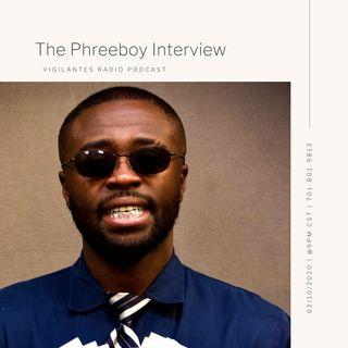 The Phreeboy Interview.
