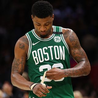 Celtics Say Re-Signing Marcus Smart Is Top Priority