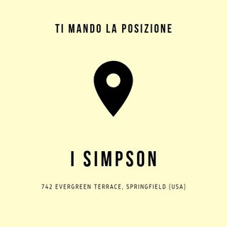 I Simpson - 742 Evergreen Terrace, Springfield (USA)
