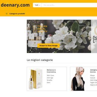 Amazon per i musulmani si chiama 'Deenary'