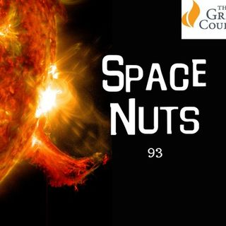 93: Solar flares, A Submarine & Dark Matter - Space Nuts with Dr Fred Watson & Andrew Dunkley