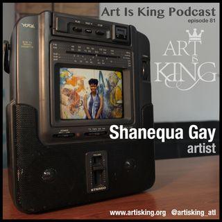 AIK 81 - Shanequa Gay