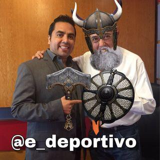 La Pura Sabrosura con Espacio Deportivo de la Tarde 03 de Septiembre 2019