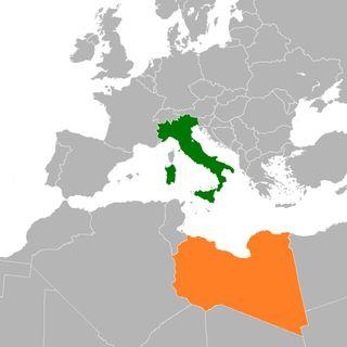 Italia e Libia: una storia in comune