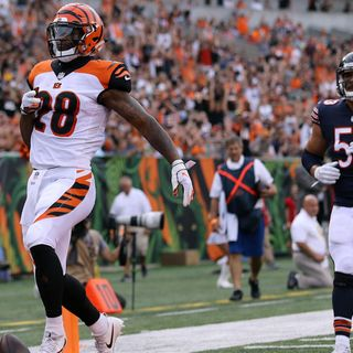 Cincinnati Bengals Weekly Show W/Joe Kelly: A look back at the Bears game and a Bengals-Cowboys Preview