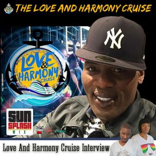Sunsplash Mix Show Love and Harmony Cruise 2018