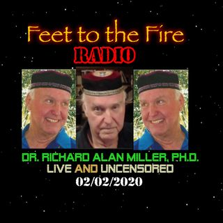 F2F Radio - RAMin' in the New Year with Richard Alan Miller