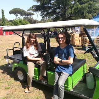 #roma Villaggio per la Terra - Run4Unity, Marta Palazzo e Boss Earth Day Italia!