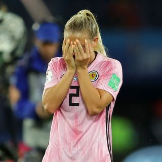 Scotland's World Cup heartbreak after VAR controversy