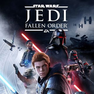 Star Wars Jedi Fallen Order (Video Game)