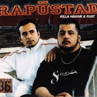 08 Rapüstad (Killa Hakan & Fuat) - Suç ft. Galla