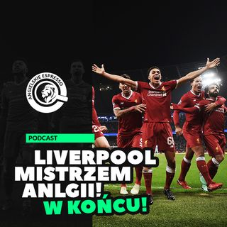 Liverpool mistrzem Anglii!