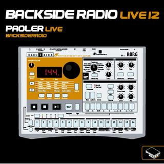 Backside Radio Live12_ Paoler Live