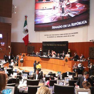 Aprueban en el pleno del Senado la Reforma Educativa