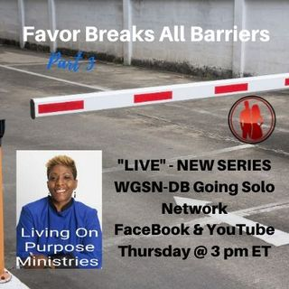 Davida Smith - Favor Breaks All Barriers