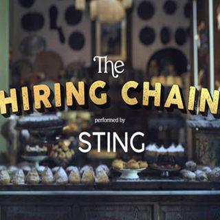 Sting è testimonial del progetto The Hiring Chain, la campagna di sensibilizzazione per la sindrome di Down. Con lui, andiamo poi al 1987...