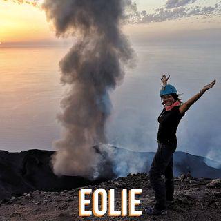 #25 I vulcani delle Eolie con Milena Marchioni