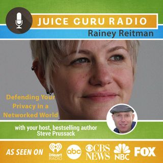 ep. 63: Defending Privacy in a Networked World with Rainey Reitman