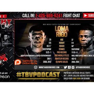 VASYL LOMACHENKO vs GUILLERMO RIGONDEAUX LIVE FIGHT CHAT & IMMEDIATE REACTION