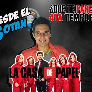 """Desde El Sótano EP:002 """"La Casa De Papel"""""""