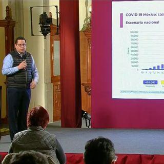 México suma más de 45 mil decesos por Covid-19