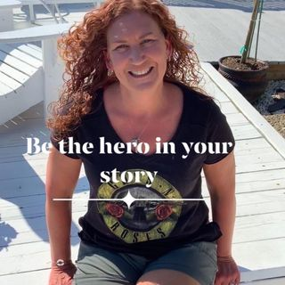 Be the hero in your story! Ep. 208