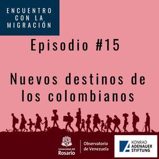 Nuevos destinos de los colombianos