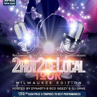 The Gotti Show Live From Timbuktu/Talent Showcase Brought To You By Dynastii & Sco Gezzy #PoweredByUpTownRadio