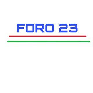 Foro 23 - 1 (Crónica De Un Divocio Anunciado)
