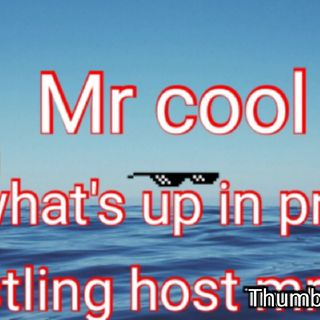 Episode 19 - whats up in pro wrestling host's show
